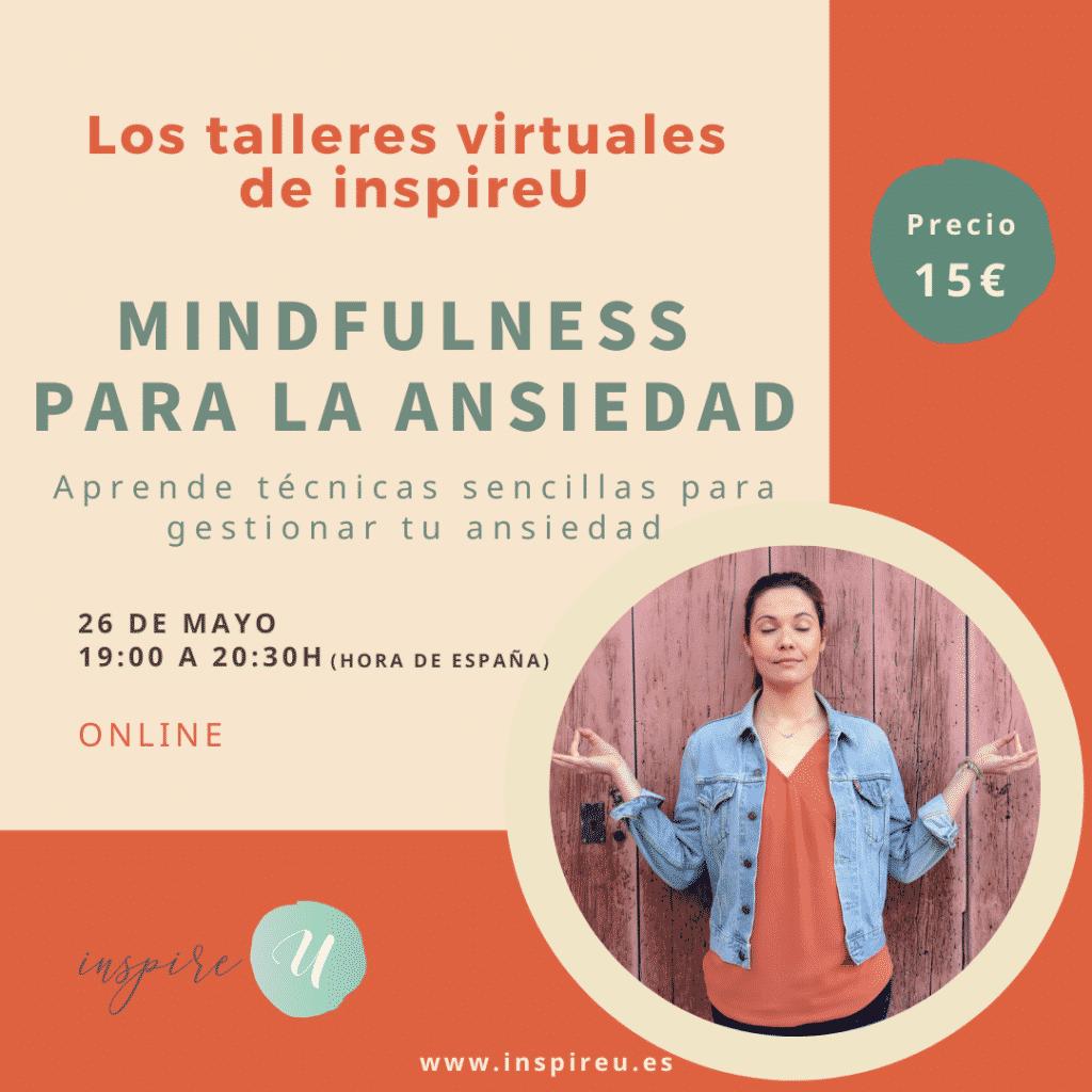 taller virtual inspireu mindfulness